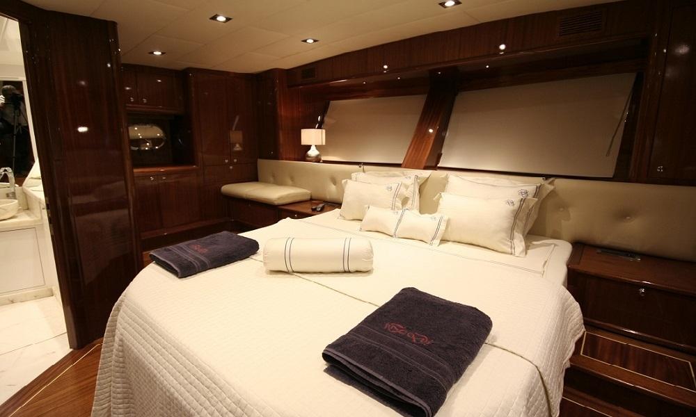 Very well & elegant designed cabin