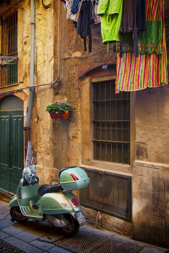 Streets of Sardinia