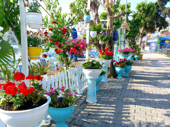 Old town of Datca
